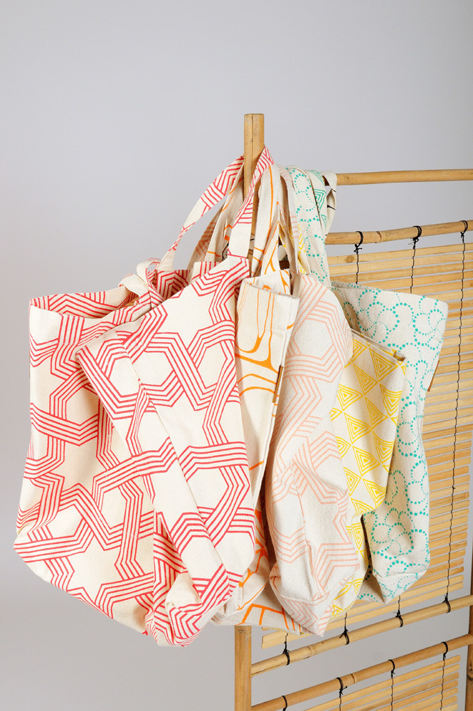 TOTE BAG BIG / SUN