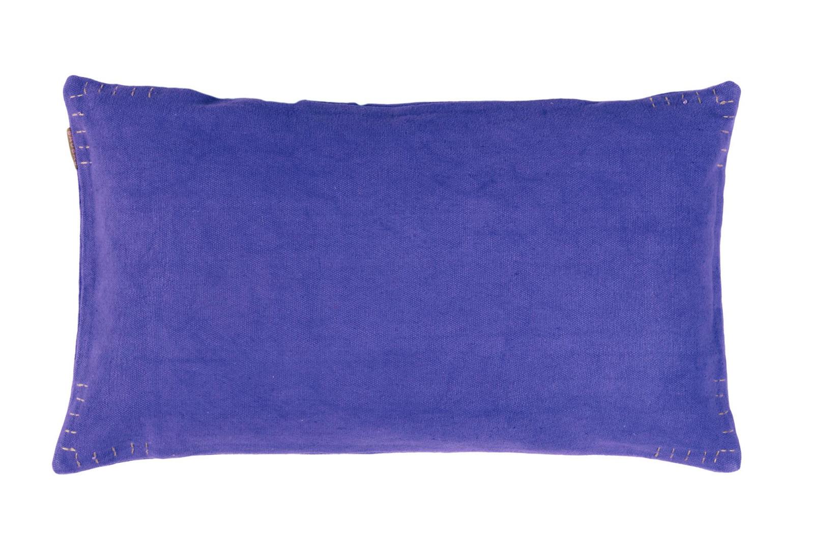 COUSSIN 356 MOMBASSA / violet bleu