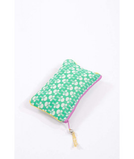 POCHETTE SCHOOL GREEN