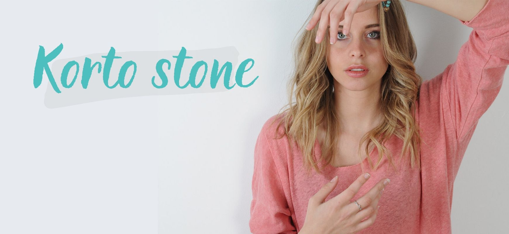 CORTO Sweat Stone Washed