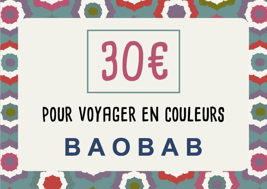 BON D'ACHAT 30€