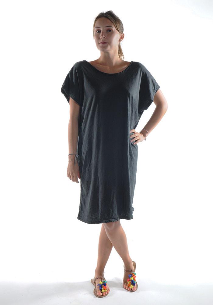 Robe Porticio / Noir