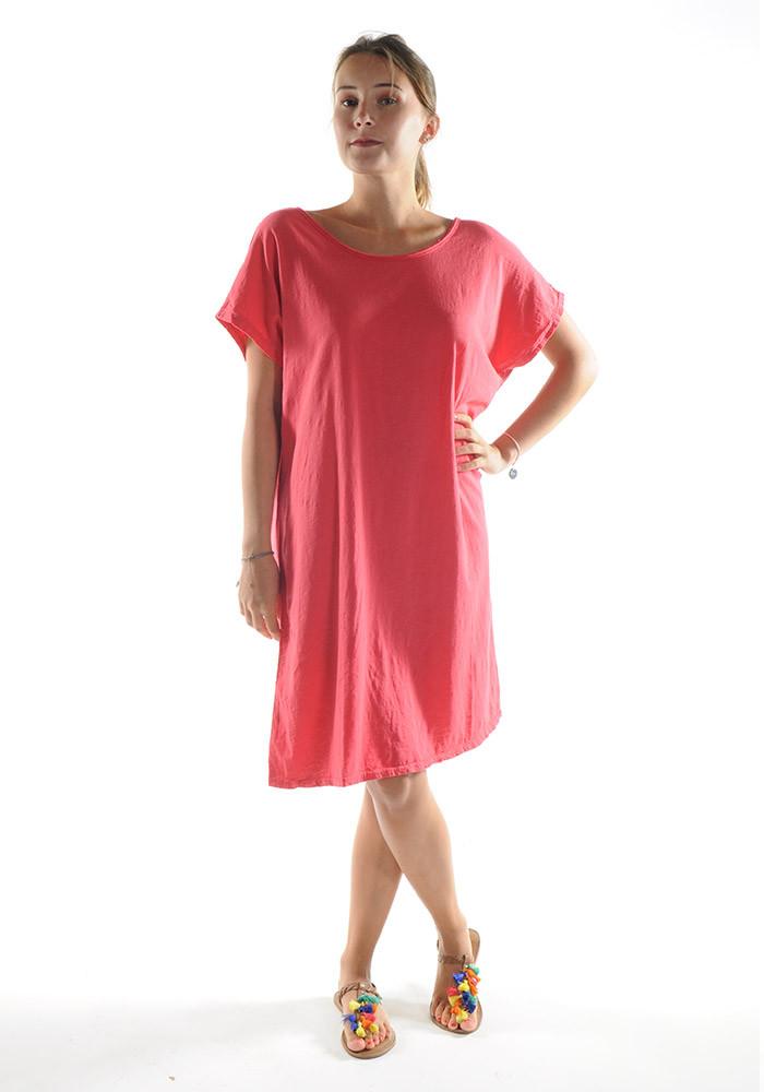 Robe Porticio / Framboise