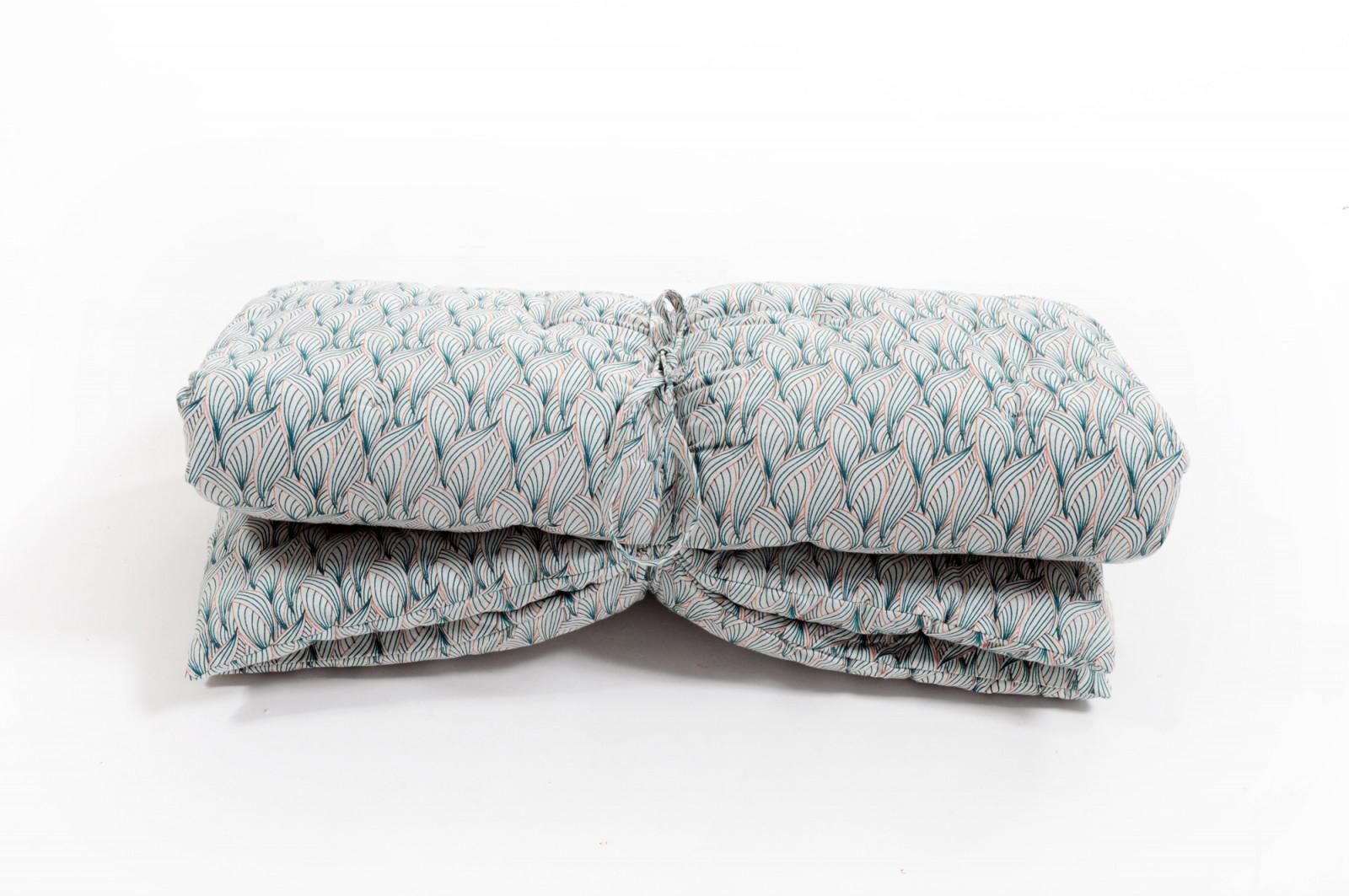 Sur-futon ou Sofa Cover imprimé 70x180