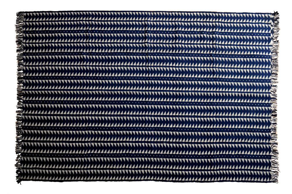 Tapis Kilim 150x210 BLUA