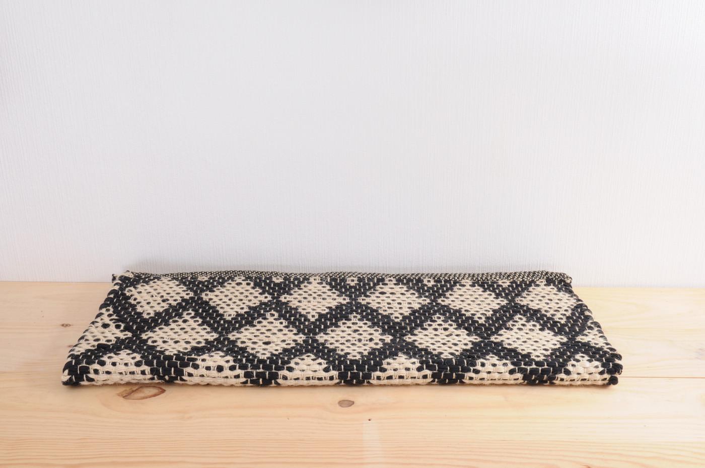 Tapis PADEL Black 75x120 cm