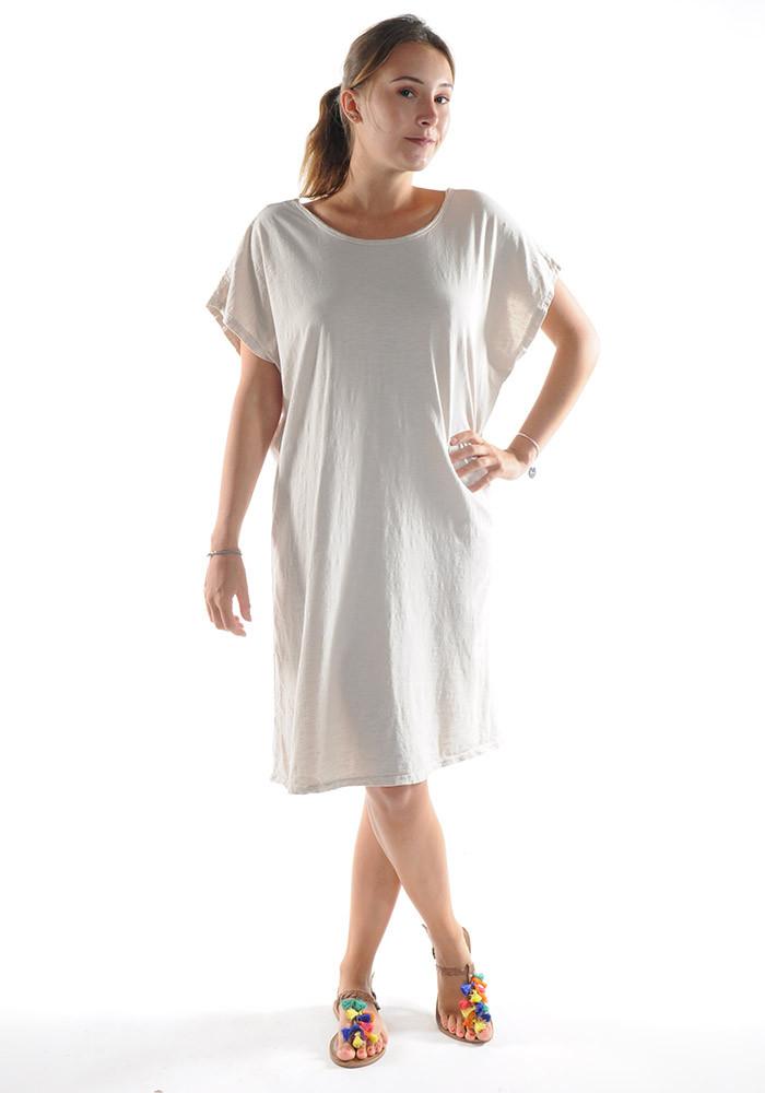 Robe Porticio / Beige