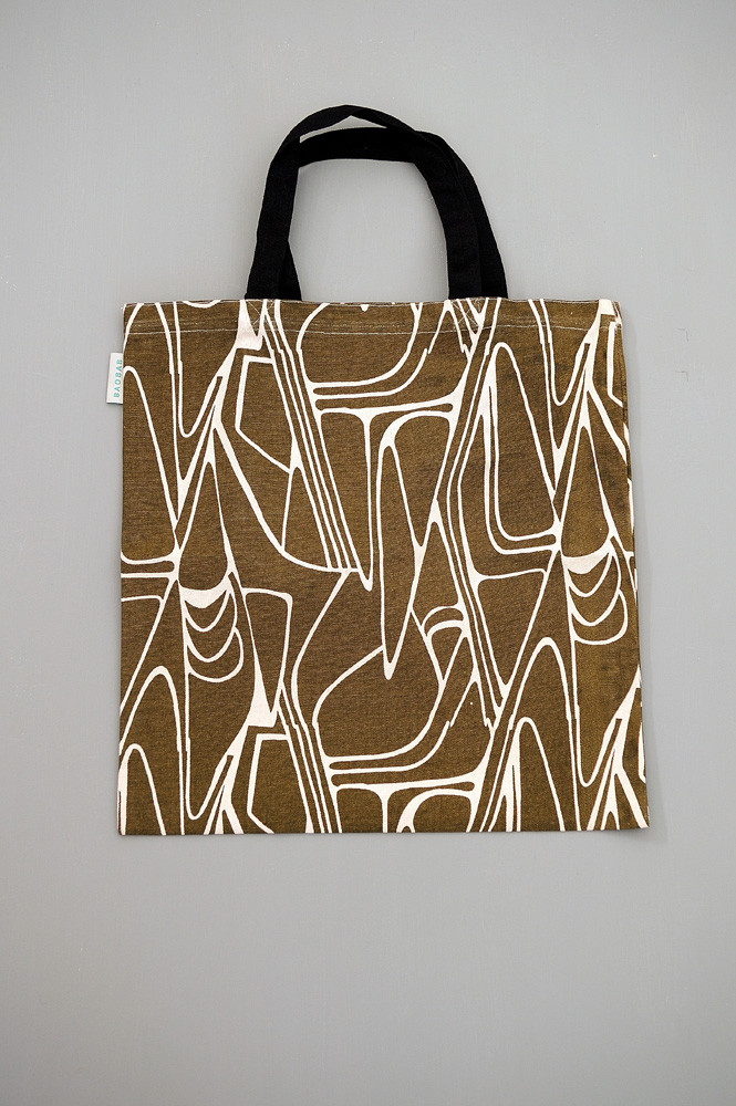 TOTE BAG FIFTY OLIVE