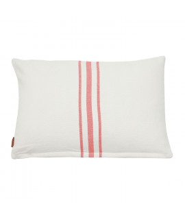 COUSSIN 604 RAYURES CORNALINE