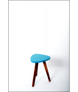 TABLE BASSE BODO / BLEU
