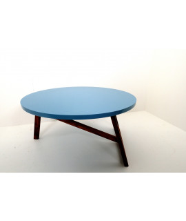 TABLE BASSE / BLEUE
