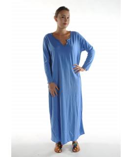 Robe longue ZINA / Electrique
