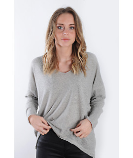 Sweat Korto Molletonné stone-washed