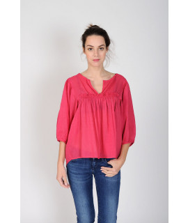 BLOUSE NINE / grenadine