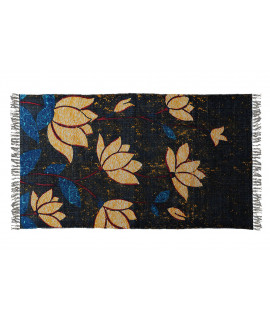 TAPIS FLORAL / Inuit