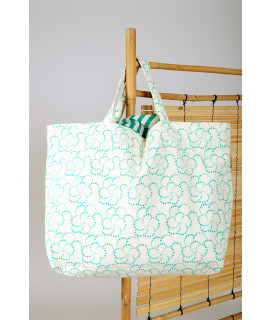 TOTE BAG BIG / BERMUDES