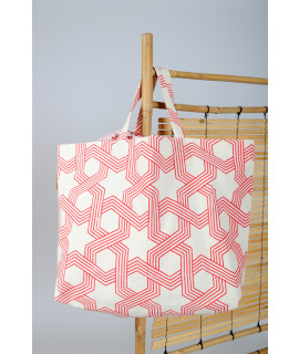 TOTE BAG BIG / MY RED