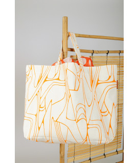 TOTE BAG BIG / SUNSET