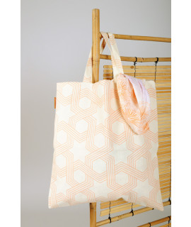 TOTE BAG / ORCHID