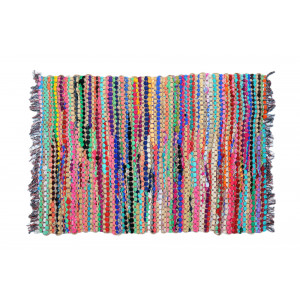 TAPIS CHINDI MULTICOLORE