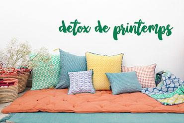 BAOBAB, detox de printemps, couleurs, idées