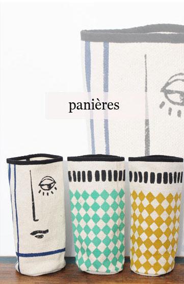 Panières BAOBAB Série Capsule